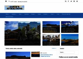 earthsattractions.com