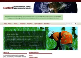 earthsci.stanford.edu