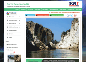 earthscienceindia.info