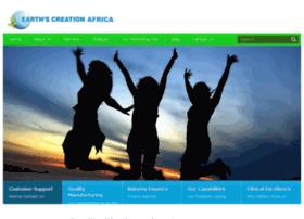 earthscreationafrica.com