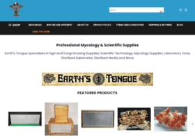 earthstongue.com