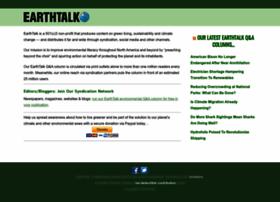earthtalk.org
