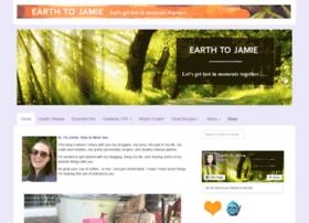 earthtojamie.com
