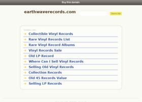 earthwaverecords.com