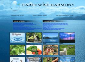 earthwiseharmony.com