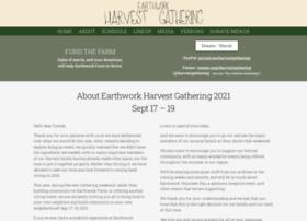 earthworkharvestgathering.com