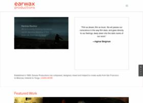 earwaxproductions.com