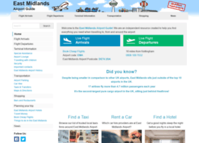 east-midlands-airport-guide.co.uk