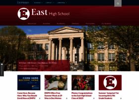 east.dmschools.org