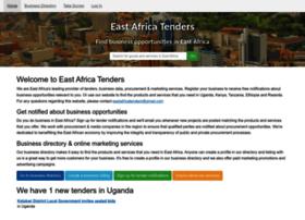 eastafricatenders.com