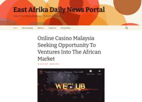 eastafrikadaily.com