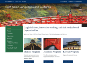 eastasian.nd.edu