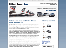 eastbarnetcars.co.uk