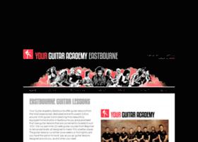 eastbourne.yourguitaracademy.com