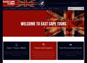 Eastcapetours.co.uk