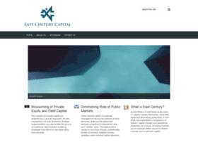 eastcenturycapital.com