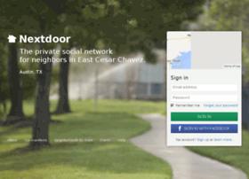 eastcesarchavez.nextdoor.com