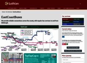 eastcoastbuses.co.uk
