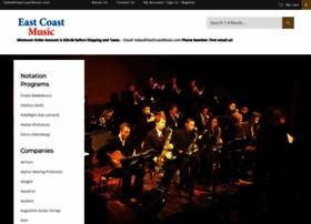 eastcoastmusic.com