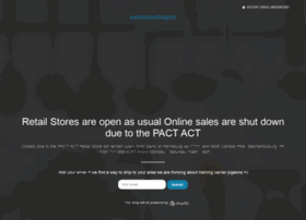 eastcoastvapor.com