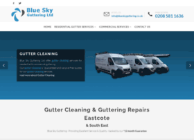 eastcote.blueskyguttering.co.uk