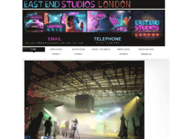 Eastendstudios.co.uk