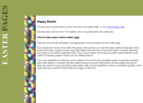 easter.newarchaeology.com