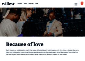 easter.willowcreek.org