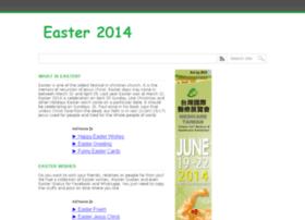 easter2014dates.com