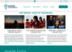 eastern.edu.au