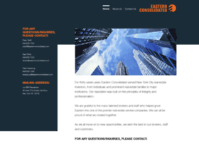 easternconsolidated.com
