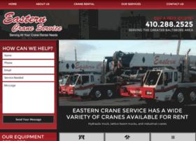 easterncraneservicecom.reachlocalweb.com