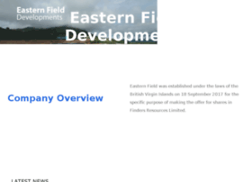 easternfielddevelopments.com