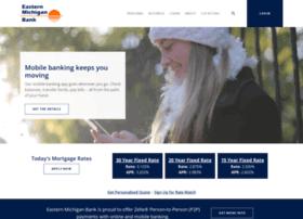 easternmichiganbank.com