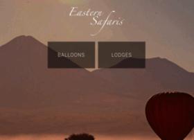 easternsafaris.com