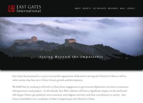 eastgates.org