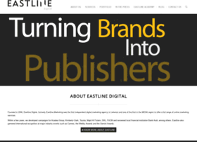 eastlinemarketing.com