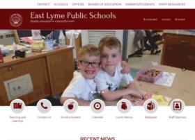 eastlymeschools.org
