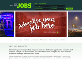 eastmidlandsjobs.org.uk