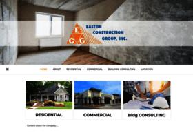 eastonconstructiongroup.com