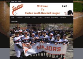 eastonyouthbaseball.org