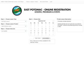 eastpotomacgolfcourse.uschedule.com