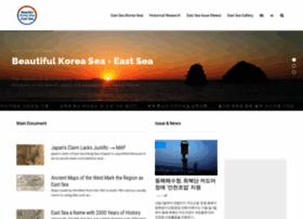 eastseakorea.com