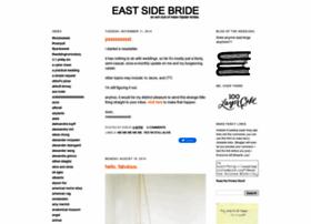 eastsidebride.blogspot.com