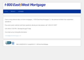 eastwestmortgage.com