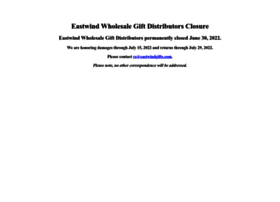 Eastwindgifts.com