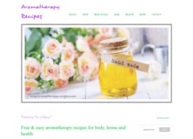 easy-aromatherapy-recipes.com