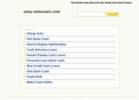 easy-autocash.com