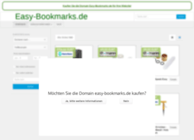 easy-bookmarks.de