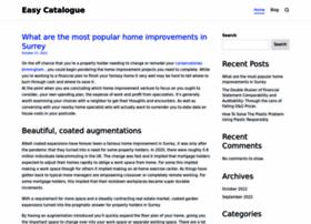 easy-catalogue.net